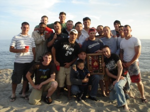 Beach BBQ 2007