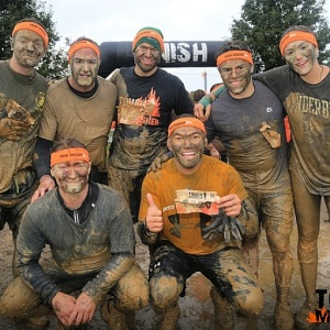 Tough Mudder Team Pic 2014