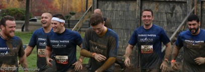 Tough Mudder Wall - Cropped